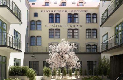 Ombyggnad till bostäder på Kungsholmen, Stockholm